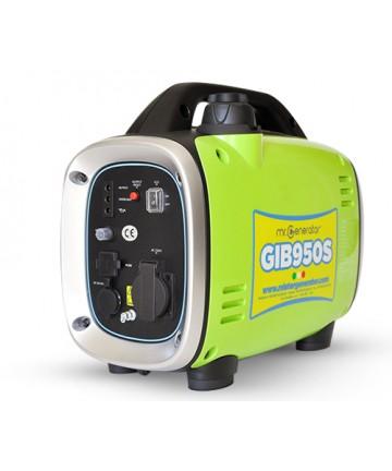 Silent portable generator...