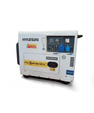 Generator set 8kVA Diese DI...