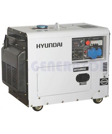 Generator set 6kVA Diese DI...