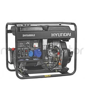 Generator set 6.5kVA Diesel...