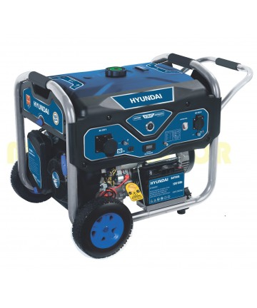 Generator set 6kW portable...