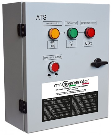 ATS AUTOMATIC SWITCHBOARD...