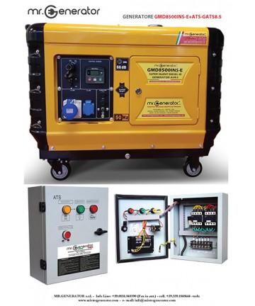 Generator set 8kVA Super...