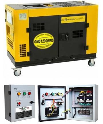 Generator set 12kVA...