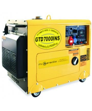Generator set 8kVA Silenced...