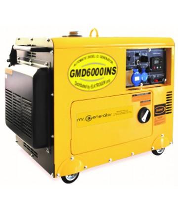 Generator set 7kVA Silenced...